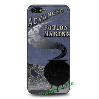 HARRY POTTER ADVANCED POTION MAKING Case Cover For Iphone 4 4s 5 5s 5c 6 6s