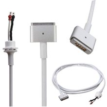 DC Cord Cable T Plug for Magsafe2 Charger Apple Macbook Pro Air 45W 60W 85W Notebook Computer Apparatus(China)