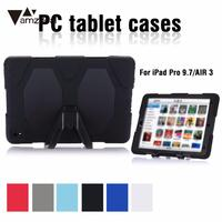 Amzdeal 360 Degrees For IPad Pro 9 7 Air3 Tablet Case Protection Supplies Shockproof Protective Case