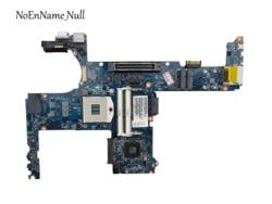 642759 001 dla notebooka HP EliteBook 8460p dla płyty głównej laptopa HP 8460P dla chipsetu Intel QM67 100% pełne testowanie pomyślne w Płyty główne od Komputer i biuro na