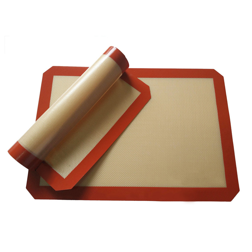 Non Stick Silicone Baking Mat Pad 42 29 5cm Baking Sheet