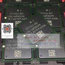 100% NUOVO; STI7111 BUC STI7111BUC STI7110FTAUC STI7111 BGA Entrambi I modelli hanno azione in magazzino. Può essere usato al posto di ogni altro 。