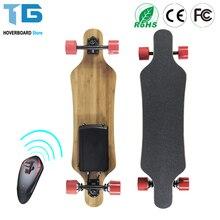4 Wheel Electric Skateboard Single Hub Motor Self Balancing Electric Skateboard Scooter Hoverboard Electrico Sport Long Board