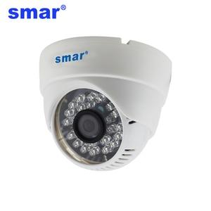 Caméra IP dôme en] | Support Audio avec Microphone externe
