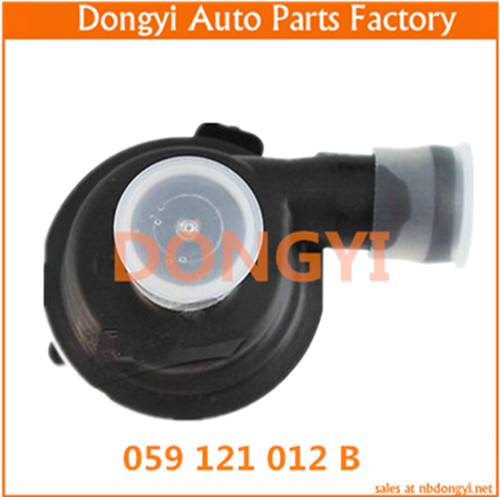 NEW FREE SHIPPING AUXILARY WATER PUMP FOR 059 121 012 B 059121012B
