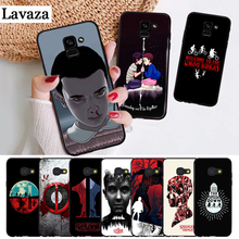 Lavaza Stranger Things Christmas Lights Silicone Case for Samsung A3 A5 A6 Plus A7 A8 A9 A10 A30 A40 A50 A70 J6 A10S A30S A50S