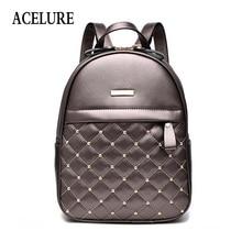 ACELURE Women Backpack Hot Sale Fashion Causal bags High Qua