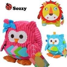 5 Styles Children backpack bag kindergarten girls boys cute cartoon toys kid School Bags