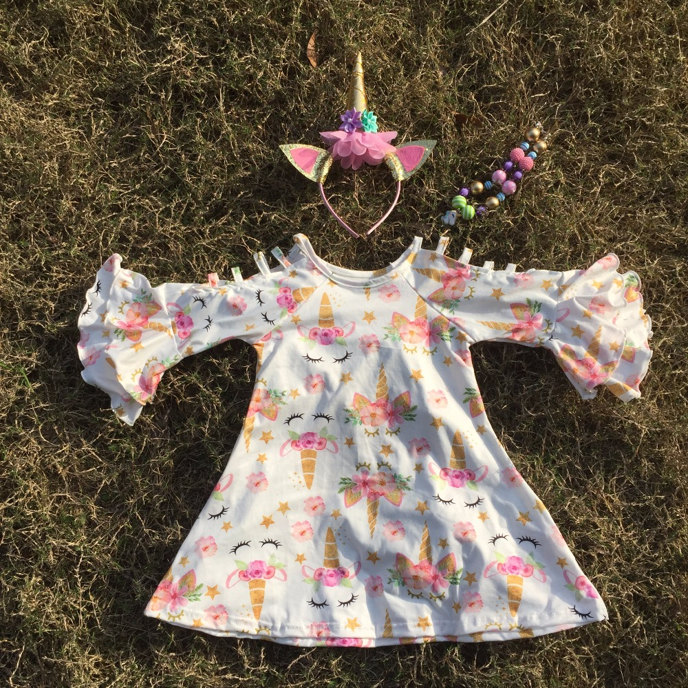 presale unicorn cotton milk silk baby girls kids boutique clothes dress cute sets unicorn ruffles tops cute girl summer outfits 2016 summer baby child girls outfits ruffles shorts white striped watermelon boutique ruffles clothes kids matching headband set