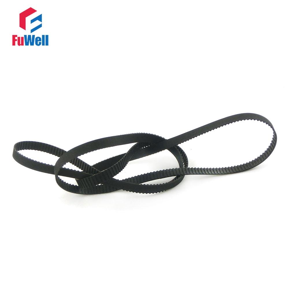 MXL Timing Belt 302/320/362/403/456/510/518/608/640/764/810MXL 6mm/10mm Belt Width 2.032mm Pitch Rubber Synchronous Timing Belt mxl best rubber timing belt factory price