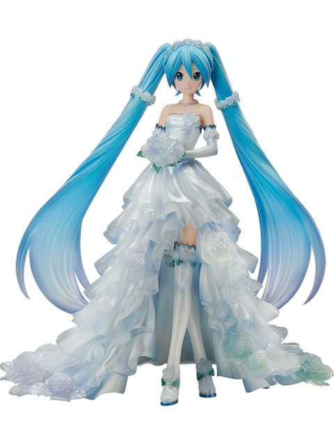 Hatsune Miku Wedding dress