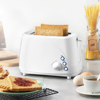 Toaster Home Breakfast Spit Driver  Mini Automatic Toaster Baking Machine 220V 1