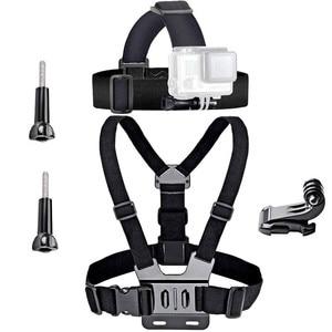 Image 1 - Set di accessori per azione universale per Gopro 7 6 Go Pro Kit di accessori per fotocamera