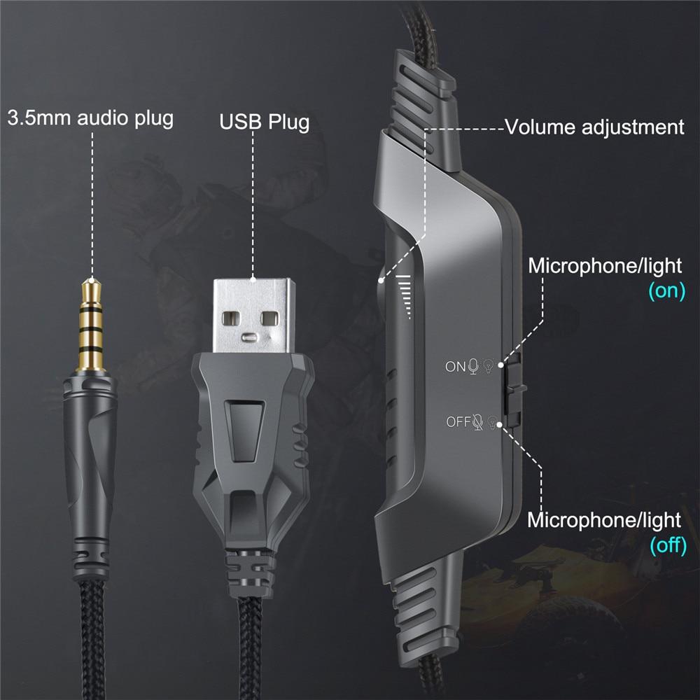 Fones de Ouvido Estéreo com Microfone para