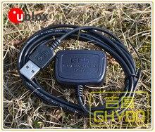 5 шт./1 лот GHYDO UB353 + USB GPS & Приемник BDS Ноутбуки ПК Портативный G-mouse Ublox Поддержка чипсета NMEA протокол передачи данных Бесплатная Доставка