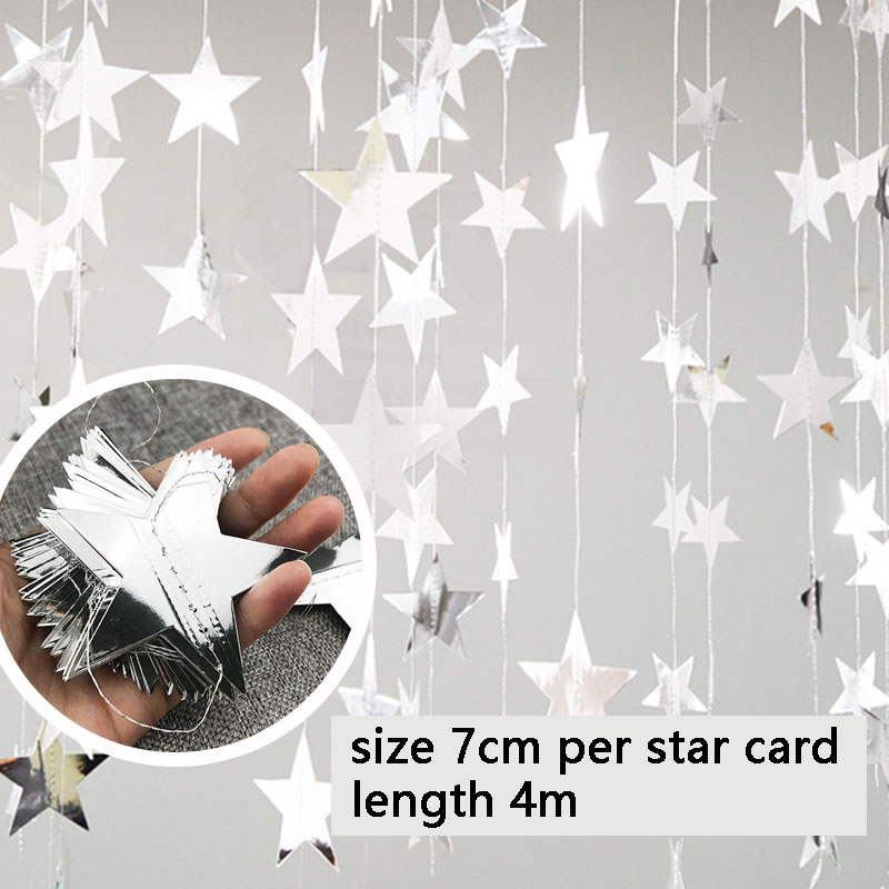 Sparkling Silver Banners Christmas Ad Banners