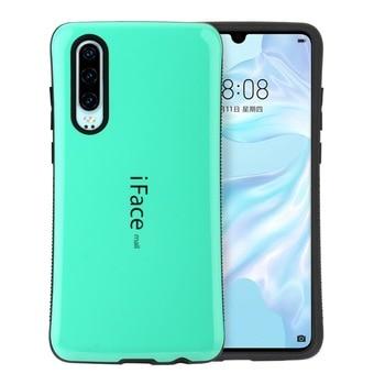 1775a31b82e Funda iFace Mall para Huawei P30/P30 Pro/Lite P30/Nova 4E funda trasera  resistente a golpes funda protectora dura para teléfono móvil