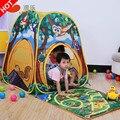 Bonito coruja floresta tenda Crianças brincar de casinha brinquedos do jogo do bebê brinquedos meninos meninas 0-1-2-3-5 presente de aniversário de qualidade da marca nova