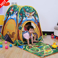 Lindo búho bosque juego carpa Infantil casa de juego bebé brinquedos juguetes pequeños niños niñas 0-1-2-3-5 regalo de cumpleaños calidad de la marca nueva