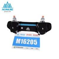 AONIJIE Sport Running Waist Pack Marathon Cross Country Trail Running Bag Lightweight Hydration Belt Water Bottle