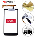 Original Tested Sensor Touchscreen For LENOVO A760 Touch Screen Digitizer Glass Panel Black White Parts Free Adhesive