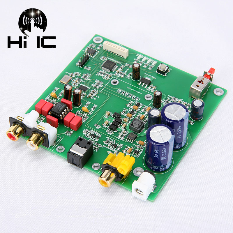 Display Screen Oled Display For Es9038q2m Es9038 Q2m I2s Dsd Optical Coaxial Input Decoder Dac Headphone Output Hifi Audio Amplifier Board Accessories & Parts