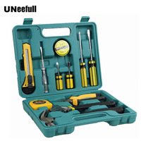 UNeefull 12 PCS Pliers Wrench sets For Auto Maintenance Emergency tools,woodworking&electrician combination Repair Hand kits,
