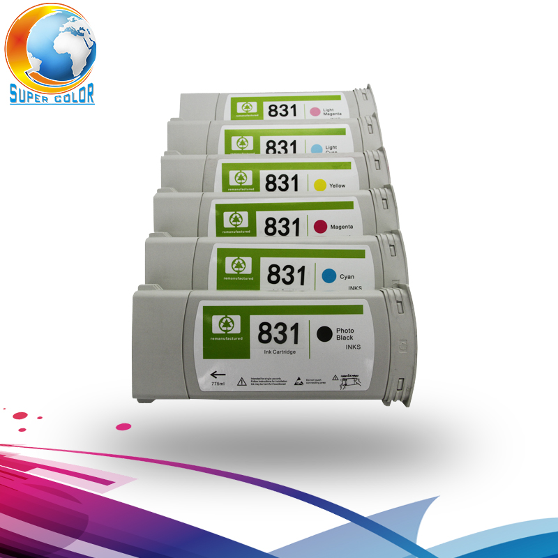 For hp 831 Original Compatible Ink Cartridge for HP Latex 310 330 360 With Original Latex Ink цена и фото