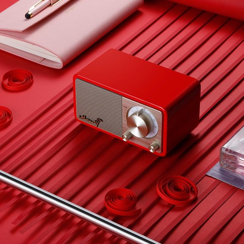 SANGEAN MOZART Bluetooth mini radio speaker