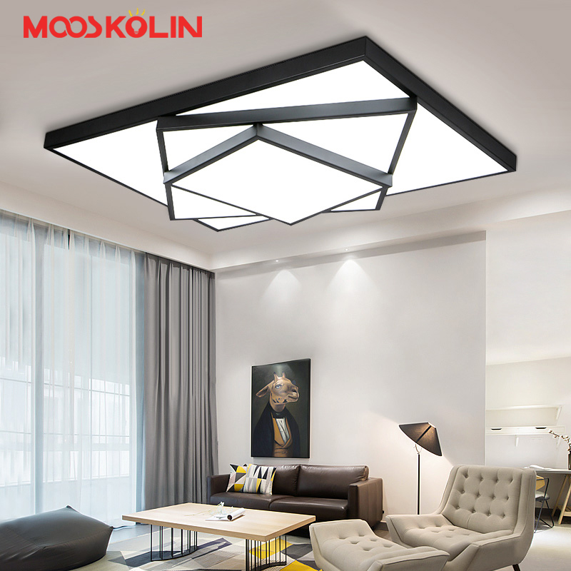 New design LED Ceiling Light For Living room Dining Bedroom luminaria led Lamparas De Techo Lustres Led Lights For Home Lighting modern led ceiling lights for living room bedroom foyer luminaria plafond lamp lamparas de techo ceiling lighting fixtures light