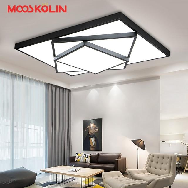 Nuevo dise o llev la luz de techo para sala comedor - Lampara de techo para dormitorio ...