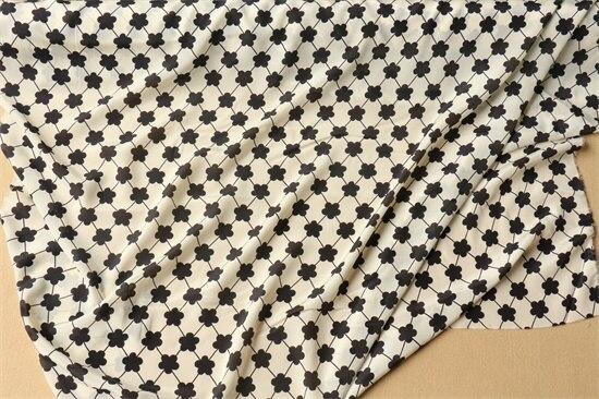 Двойной креп шелк тутового шелкопряда одежда ткани одежды BH1941 0,5 м