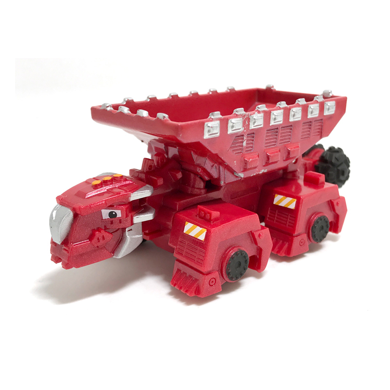 DOZER & DRAGO Dinosaur Truck Removable Dinosaur Toy Car For Dinotrux Models New Children's Gifts Toy Dinosaur Models Child Toys