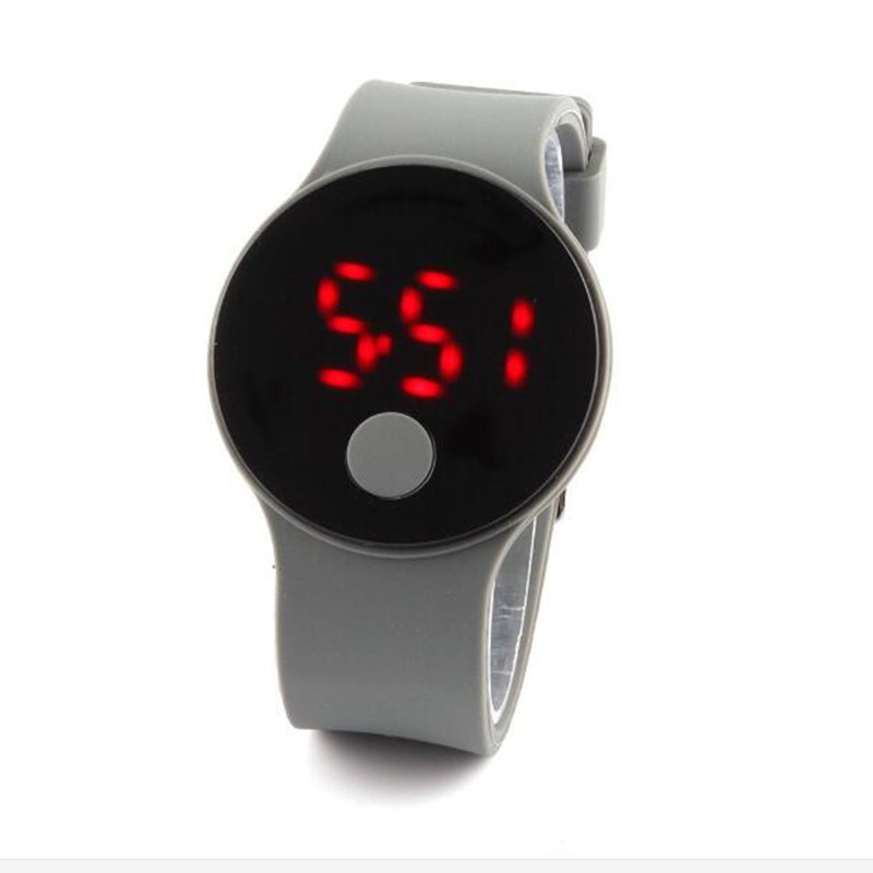 2018 New Men Cheap Silicone Electronic Digital Sports Watches Women Fashion Design LED Watch Hot Sale Brand Wristwatches Unisex