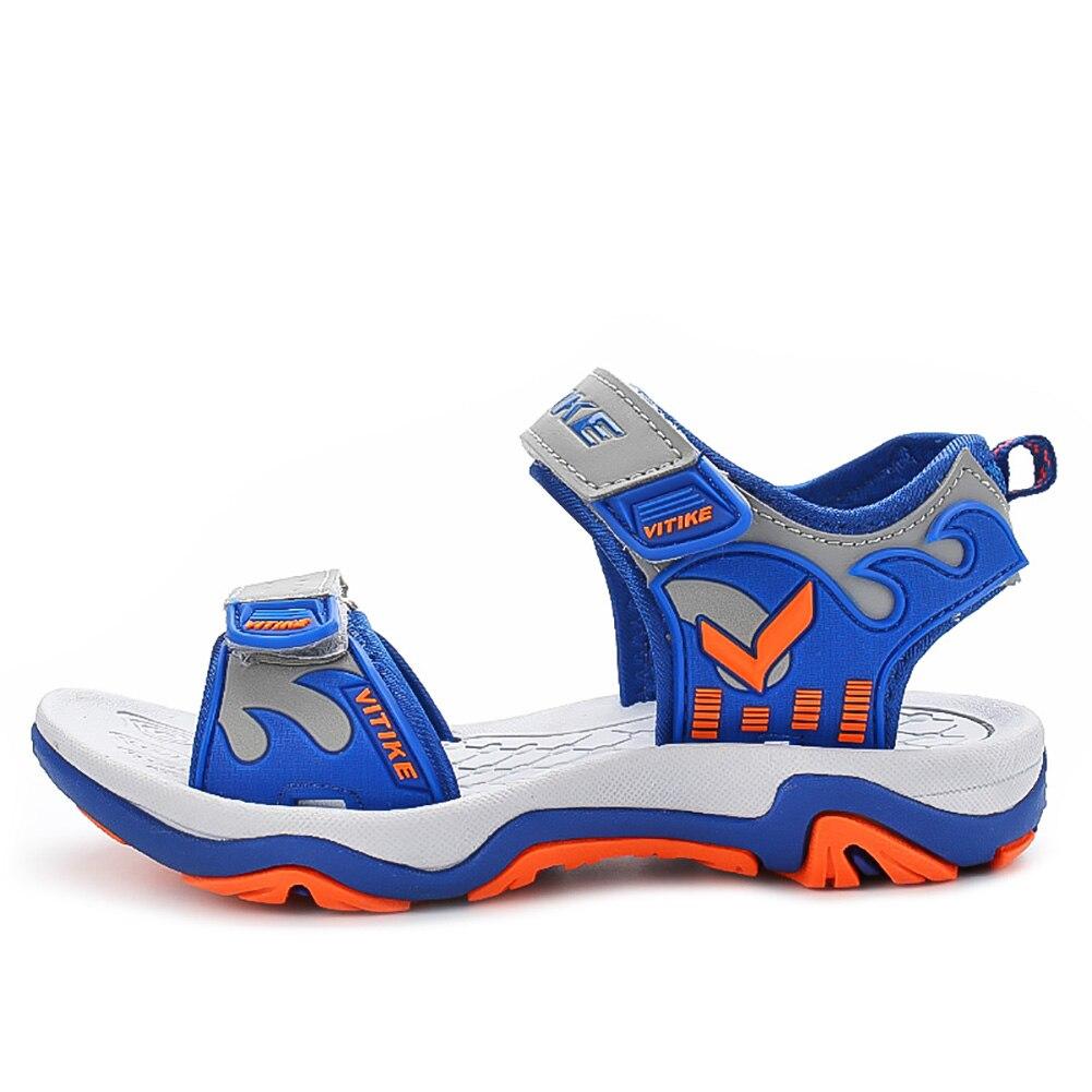 Crianças Sandálias Sandálias de Esportes de Verão Ao Ar Livre Do Dedo Do Pé Aberto Sandálias de Praia Sapatos de Água para Meninos Das Meninas