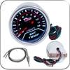 2 52MM Universal Exhuast Gas Temperature Car Gauge 200 1200 C Meter Auto White LED