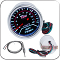 "2"" 52MM Universal Exhuast Gas Temperature Car Gauge 200-1200 C Meter Auto White LED"