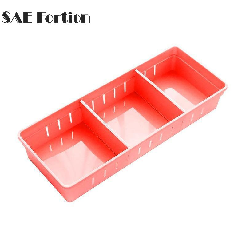 5 Color Storage basket Offic Sorting Box Japanese Style Plastic Drawer Storage Box Jewelry Organizer Office&Home Storage Tool