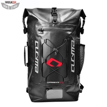 CUCYMA 36-55L PVC 100% Waterproof Motorcycle Bag Motorbike Helmet motocross Racing Backpack Travel Luggage Moto Tank