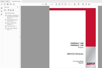 Case IH Agricultural 2019 Full Service Manual [150GB]
