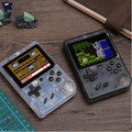 3 inch game console handheld game console nostalgic classic children's game console rechargeable handheld Tetris game