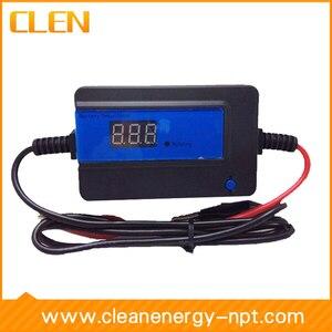 Image 2 - Déulfateur automatique Intelligent de batterie dimpulsion de 400AH CLEN, bornes dagrafe, pour relancer et régénérer les Batteries,