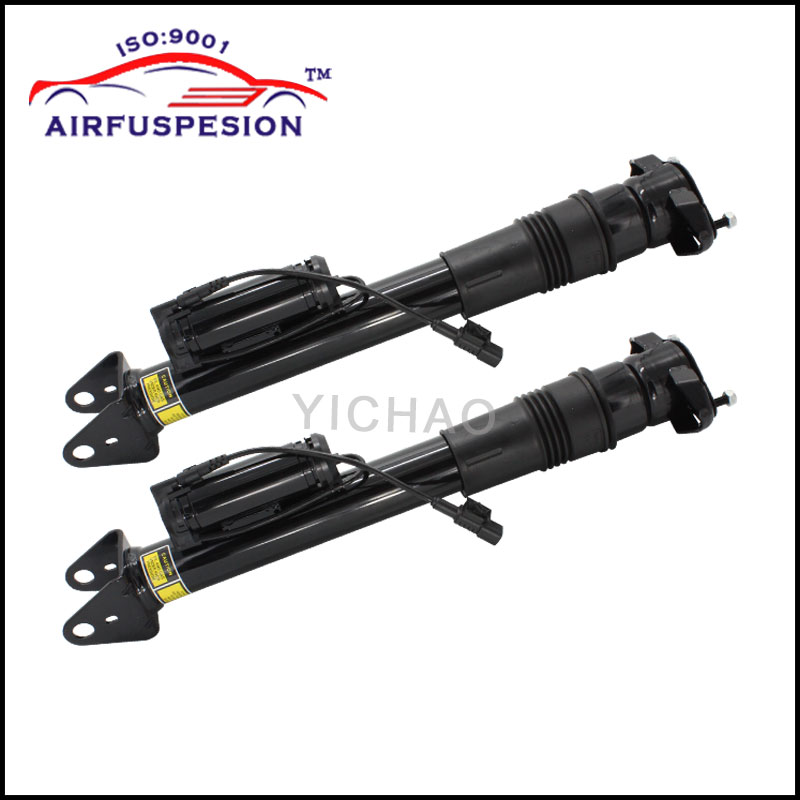 цены For Mercedes W251 R Class Rear Shock Absorbers With ADS Air Suspension Air Strut 2513201931 2513203131 2513201831 2513202931