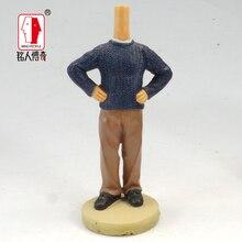Cake Topper custom avatar birthday gift customized real doll custom clay dolls fixed resin body DR255