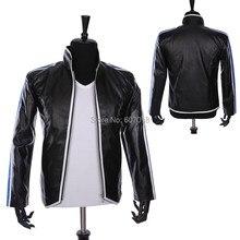 Редкий панк-рок мотоциклетный Повседневный Классический MJ Майкл костюм Джексон исцелить мир куртка для фанатов лучший подарок