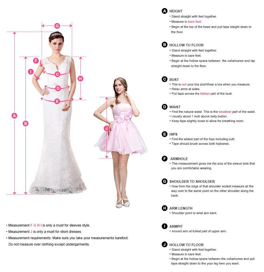 2016 Ny Designer Lang Gulv Lengde A-linje Navy Blue Modest Chiffon - Kjoler til bryllupsfesten - Bilde 6