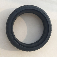 6 5 Inches Porous Design Hollow Damping Solid Tyre Non Pneumatic Tire For 2 Wheels Hoverboard