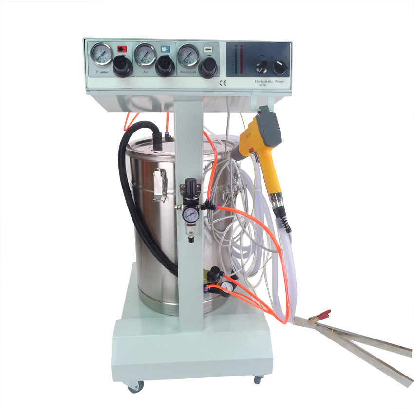 1pcs Electrostatic Powder Coating machine WX 101 Electrostatic Spray Powder Coating Machine Spraying Gun Paint