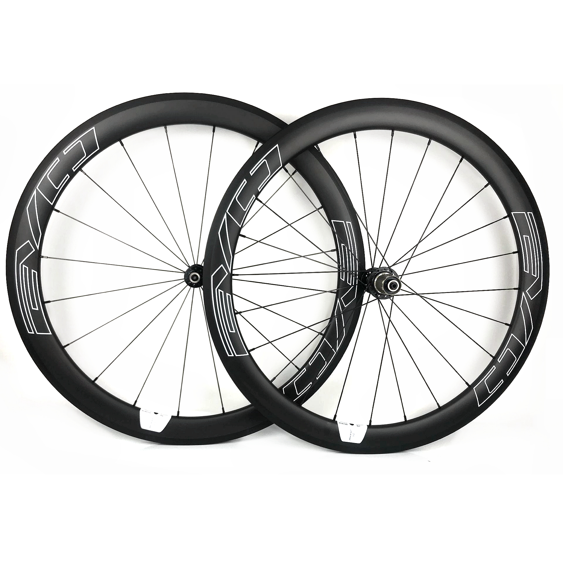 EVO 700C 50mm depth Road bike carbon wheels 25mm width clincher tubular bicycle super light aero