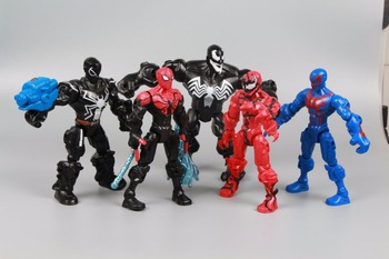 Marvel Super Hero Mashers Железный кулак Сокол Зимний Солдат Рисунок Коллекция детские игрушки